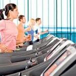 Treadmill GEI 1 running